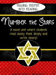 36 best 6the grade reading number the stars novel study images on