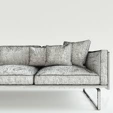otto sofa 3d models sofa cassina 202 otto