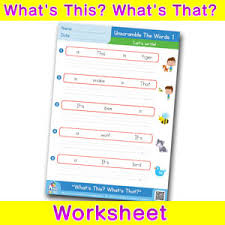 what u0027s this what u0027s that free esl worksheet unscramble the
