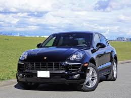 new porsche 960 2017 porsche macan road test carcostcanada