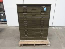 file cabinets fascinating wooden flat file cabinet 136 vintage