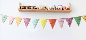 flag decorations for home diy 16pcs flags paper flags bunting room decoration home