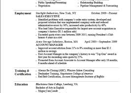 Layout Of Resume Oceanfronthomesforsaleus Winning Advertising Account Manager