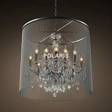 Magnetic Crystals For Light Fixtures Chains For Chandeliers Clear Chandelier Light Chain Steel
