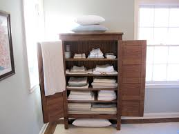 No Closet Solution by Interiors Trendy Linen Closet Storage Ideas Pinterest Stacking