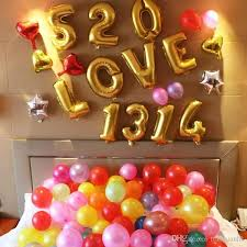 party supplies online party supplies for birthday 16 inch number gold balloon wedding
