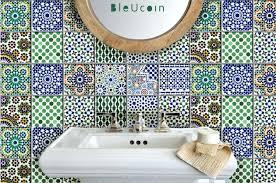 kitchen backsplash decals moroccan tiles kitchen backsplash tile wall floor decal kitchen