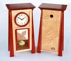 Mantle Piece Clock Craftsman Clocks New Mission Workshop