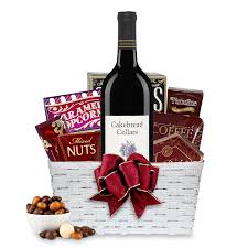 wine gift basket delivery buy cakebread cellars cabernet sauvignon gift basket online wine