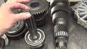 Zf 6 Speed Manual Transmission Youtube