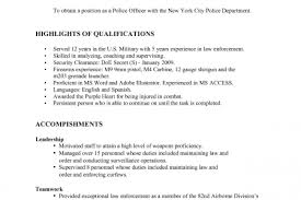 Security Clearance Resume Example by Law Enforcement Resume Template Health Symptoms And Cure Com