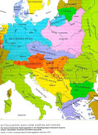 Post Ww1 Map The Official Schlarb Page Maps