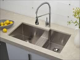 Overmount Kitchen Sinks Kitchen 27 Inch Undermount Sink Overmount Kitchen Sink Narrow