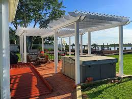 pergola design fabulous best way to stain a pergola patio