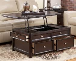 lift top coffee tables with storage u2014 home design and decor