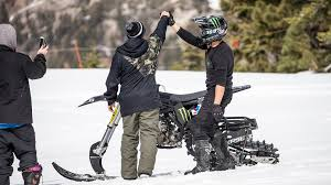 snow motocross bike tune in on abc tune in on abc
