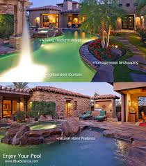 Lagoon Style Pool Designs by Blue Science Award Winning Houston Pool Builder