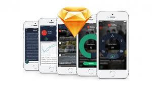 mobile app design in sketch 3 ux and ui design from scratch stacksk