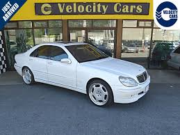 used mercedes for sale 1999 mercedes benz s500 s class 98k u0027s carlsson edition for sale in