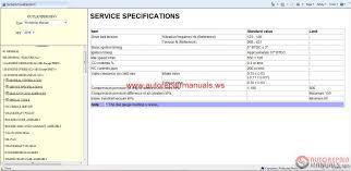 repair and service manual free auto repair manuals page 27