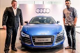 audi car company name virat kohli becomes owner of audi r8 lmx priced at rs 2 97