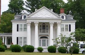 revival house halifax nc classical revival house dig the scroll work on flickr