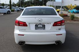 lexus isf limited slip differential used 2010 lexus is f fife wa near puyallup wa larson says yes