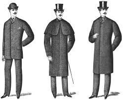 how to dress victorian victorian men in the 1880s
