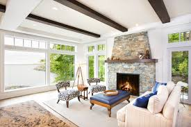 Interior Design Country Style Homes Classic French Country Style Waterfront Custom Home In British