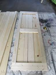 Building A Cabinet Door by Best 25 Diy Door Ideas On Pinterest Farmhouse Pet Doors Diy