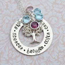 grandmother necklaces necklaces loveitpersonalized artfire shop