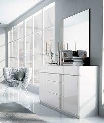 grande modern bedroom set white color modern bedroom furniture