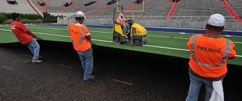 How To Build A Baseball Field In Your Backyard Fieldturf Fieldturf Construction U0026 Installation
