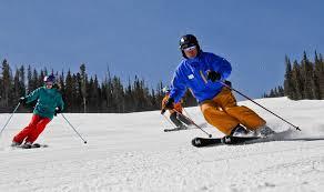 ski ride school
