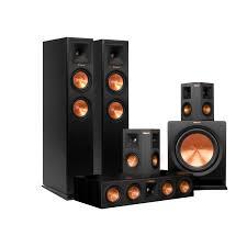 home theater systems surround sound system klipsch wiring