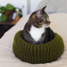 cat bed diy craftgawker
