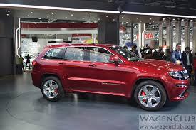 srt jeep 2011 jeep grand cherokee srt 2016 auto expo live wagenclub