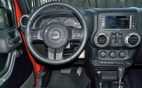jeep wrangler 2012 interior driven 2012 jeep wrangler rubicon automobile magazine