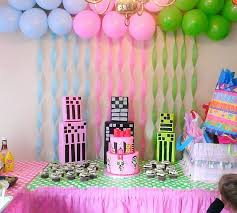 girl birthday ideas 37 best powerpuff birthday party ideas decorations and