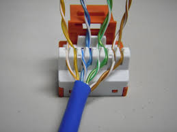 how to install an ethernet jack for a home network wiring diagram