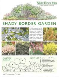 bountiful blooms a jeweled tone perennial border highlighting the