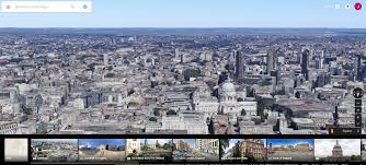England Google Maps by You Can Use Google Maps To Look At City Skylines In 3d And Somehow