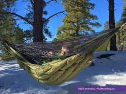 cover the warbonnet wookie underquilt is a full length bottom