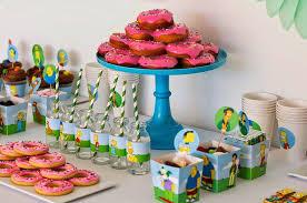 kara u0027s party ideas simpsons themed birthday party kara u0027s