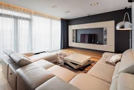 Amazing Modern Apartment Design Ideas Image From Decor Of Living Modern Apartment Design Ideas