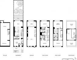 urban townhouse floor plans iit college architecture