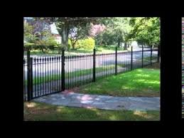 Front Garden Fence Ideas Front Garden Fencing Ideas