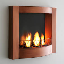 mw6085f silver finish wall mount only fireplace gel view larger