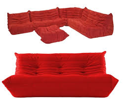 the look for less ligne roset u0027s classic togo sectional and its