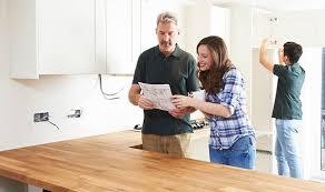 changer plan de travail cuisine rénovation d un plan de travail de cuisine
